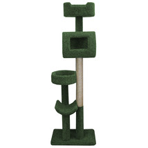 "Deluxe 75"" Play Loft Cat Tree, New Cat Condos *Free Shipping In The U.S.* - $179.95"