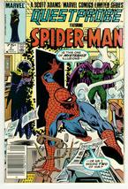 QUESTPROBE #2 (Marvel Comics) ~ SPIDER-MAN! - $1.00