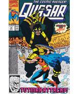 QUASAR #12 (Marvel Comics) NM! - $1.50