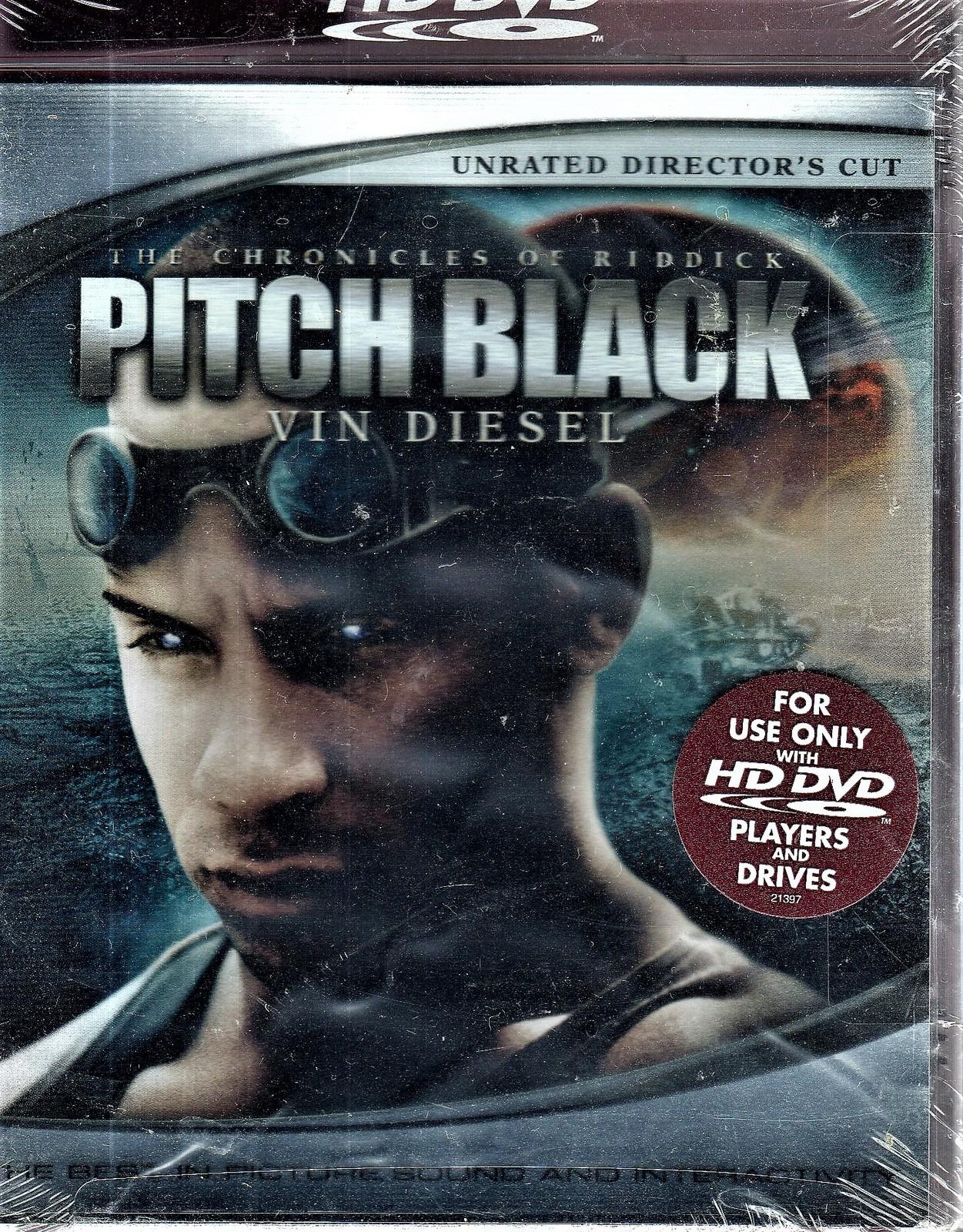 Pitch Black - HD DVD