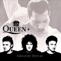 Greatest Hits III -  Queen  - CD 17 Songs CD - $4.99