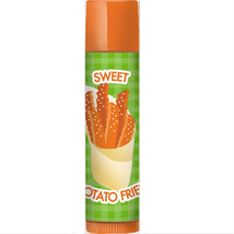 Lip Smacker SWEET POTATO FRIES Lip Gloss Lip Balm Chap Stick Makeup - $4.00