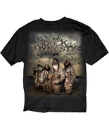 New Mens T-shirt Duck Dynasty A&E Four Hunters Poster Size S - $8.75