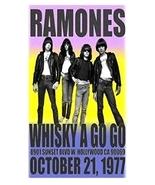 The Ramones Magnet - $5.99