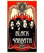 Black Sabbath Magnet #8 - $5.99