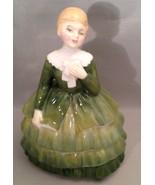 """Royal Doulton Belle Figure 4 1/2"""" Mint HN 2340 - $32.29"""