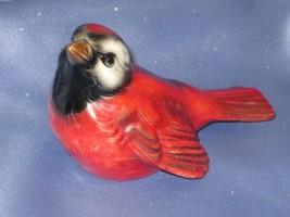 Cardinal Bird Figurine by W. Goebel. - $36.00