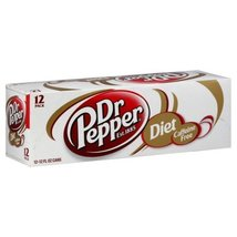 Dr. Pepper Soda, Diet Caffeine Free Fridge Pack -2 Packs - €26,51 EUR