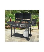 Outdoor Gas Grill Side Burner  Summer BBQ Patio Picnicker  Hot dog Charcoal    - $252.94