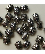 (6) New 925 Sterling Silver Bali Style Bead 9.5mm - $9.89
