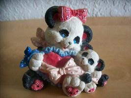 "1994 Enesco Pandannas ""Fur-ever Tugging at My Heart"" Figurine  - $18.00"