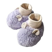 Soft Sole Cotton Baby Shoes Baby Girl Boy Soft Shoes Infant Shoes Warm Shoes