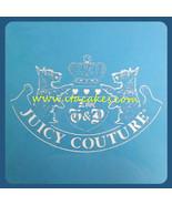 Designer Fashion Logo Girly Brand Cake Decorating Supplies Template Sten... - $15.00