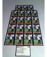 ***BOB McDONNELL***   Lot of 20 cards / Georgia Tech - $9.99