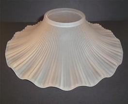 Mosser Handmade Glass CRYSTAL SATIN Petticoat S... - $21.83
