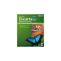Microsoft Encyclopedia Encarta Reference Library 2007  - $59.99