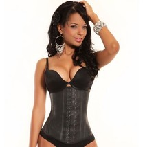 ANN CHERY 2025 / ANN MICHELL 2025, BLACK LATEX CINCHER, COLOMBIAN -SIZE ... - $45.98