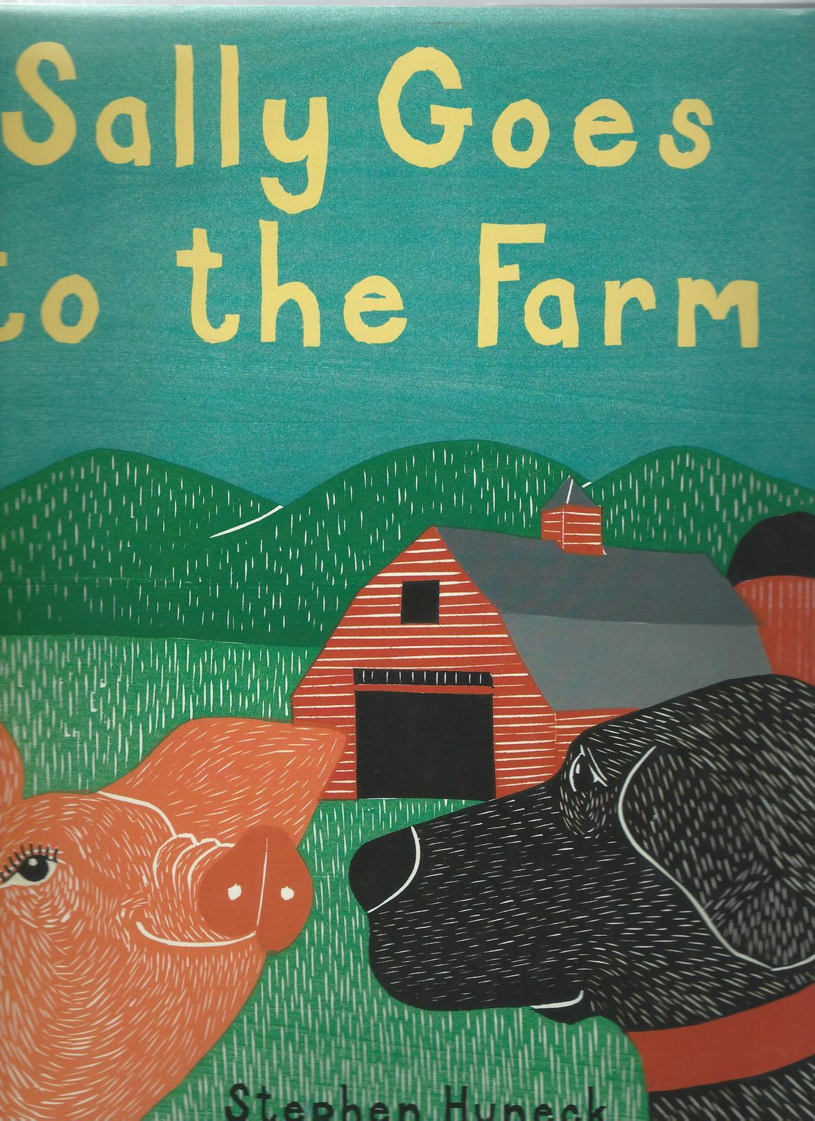 Sally goes to the farm 001