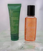 Peter Thomas Roth Anti - Aging Cleansing Gel & Mega Rich Shampoo 1 oz travel sz - $9.95