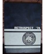 1978 Mississippi Delta Junior College Yearbook ... - $58.41