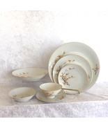 Bareuther Waldsassen Bavaria Pattern 7 Piece Place Setting Fine China (G... - $24.99