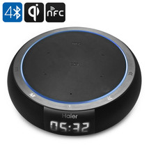Haier QI Wireless Speaker - Dual-5W Speaker, 360-Degree Audio, Microphon... - $97.24