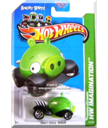Hot Wheels - Angry Birds Minion: HW Imagination 2012 New Models #35/50 - #35/247 - $4.00