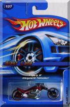 Hot Wheels - Blast Lane: Collector #137/223 (2006) *Dark Red Edition* - $5.49