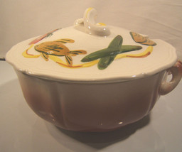 Mid Century Los Angeles Potteries  *59 Soup Tureen 707 - $19.37