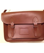 """Cambridge Satchel Company The Classic 14"""" in Brown Color - $89.99"""