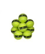 Set of 12 Dog Mini Tuff Balls Bulk Petsport USA 1.8 inch Jr.  - $18.95