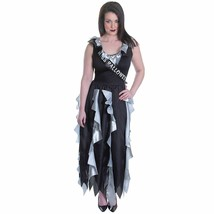 Zombie Bal Reine, Déguisement Halloween, UK Taille 10-14 - $28.03