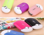 Handheld Mini Portable USB Rechargeable Desk Air Conditioning Cooler Cooling Fan
