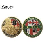 F-16 Bronze Metal Coin U.S Air Force Commemorative Coins Souvenirs Coin - $5.50