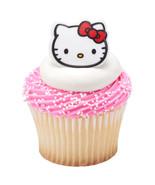 HELLO KITTY Pet CupCake Cake Topper 12 18 24 Favors Decoration Kit Anima... - $8.95+