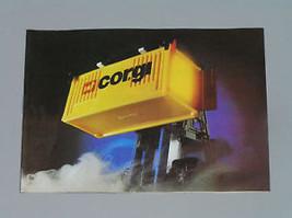 Corgi 1981 Catalog - $3.50