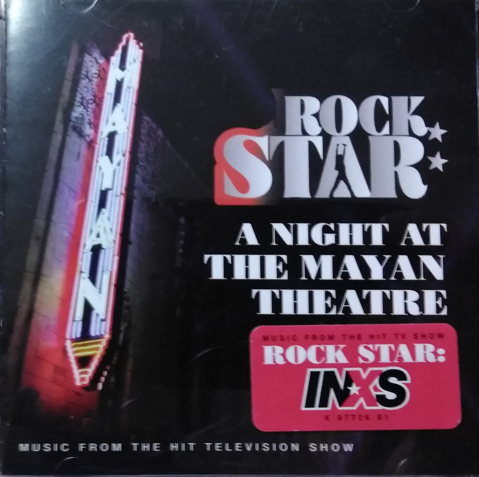 Primary image for Rock Star CD