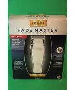 ANDIS FADE MASTER CLIPPER - $91.07