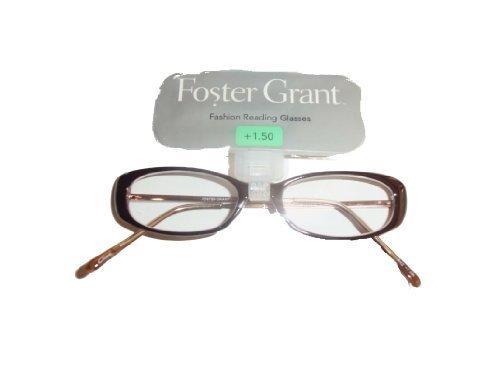 "Foster Grant Reading Glasses ""Radiance"" (+1.75) - $12.98"