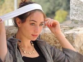 Non-Slip No Slip Headband ,Great for tichel,head scarves, wigs,Tichel,head cover - $14.50