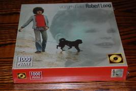 Vintage Golden Longplay Vinyl Lp Puzzle Robert Long Dutch Musician 1000 ... - $94.16