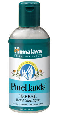 HERBAL Herbal PureHands HAND SANITIZER antiseptic, antimicrobial deo moisturizin - $15.59