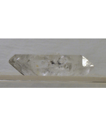 #3058 Quartz - China -- Double Terminated with Inclusions - $10.00