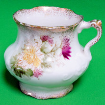 Vintage (Victorian?) Homer Laughlin Large Creamer Or Small Pitcher - $7.95