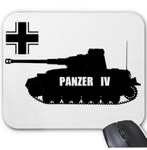 Panzer Iv Germany Wwii   Mouse Mat/Pad Amazing Design - $12.04