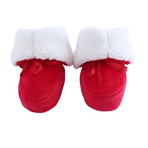 Thick Warm Winter Baby Shoes Crib Shoes Baby Shoes Cotton Infant Shoes