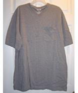 Men's Gray Duluth Trading Co Short-Sleeve Pock... - $14.95