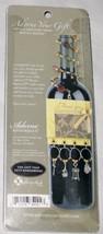 Adorne Bottle Bijoux Bar Accessories - Metal Wine Glass Charm Markers De... - $9.14
