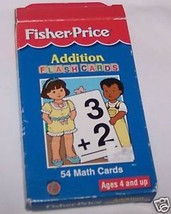 Addition Flash Cards - $5.99