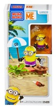 Mega Bloks Despicable Me CNC74 - Beach Party - $18.99